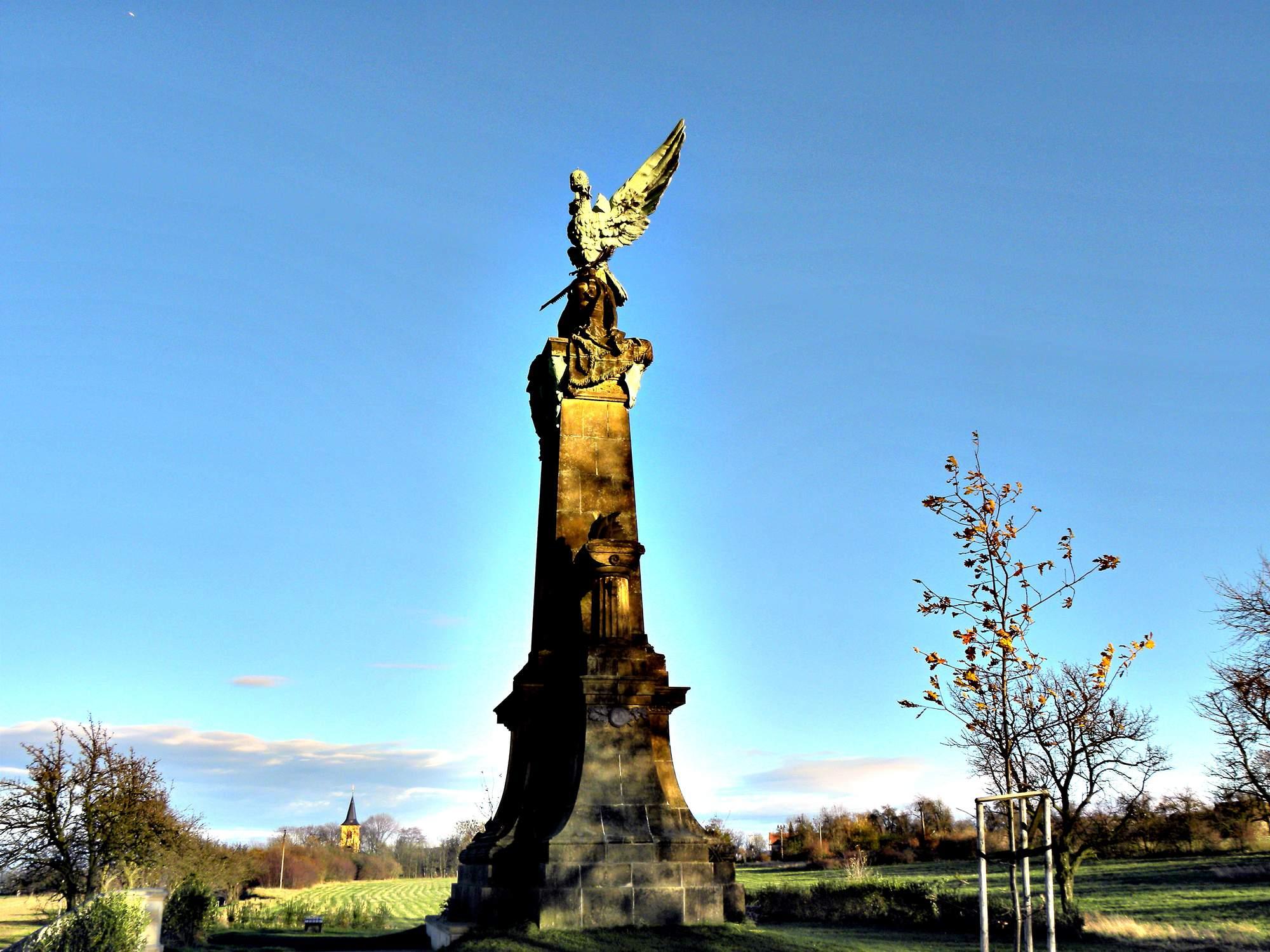 Křečhoř – Památník Bitvy u Kolína 6