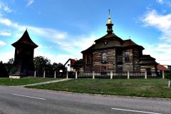 Dřevěný kostel sv. Jiří v Loučné Hoře 4