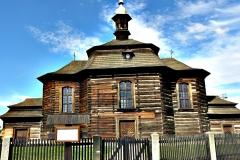 Dřevěný kostel sv. Jiří v Loučné Hoře 7