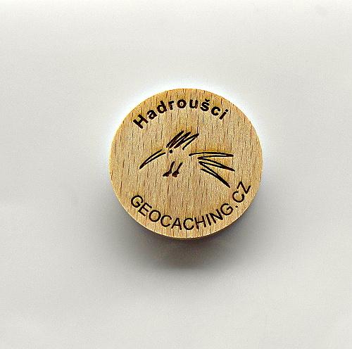 czech wood geocoin 29
