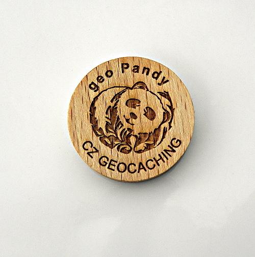 czech wood geocoin 34