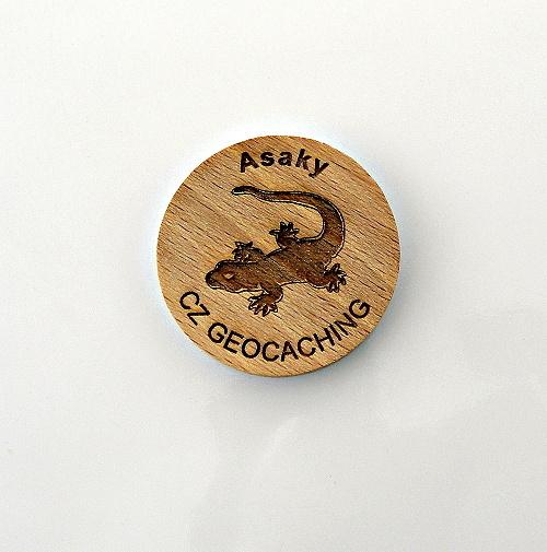 czech wood geocoin 4