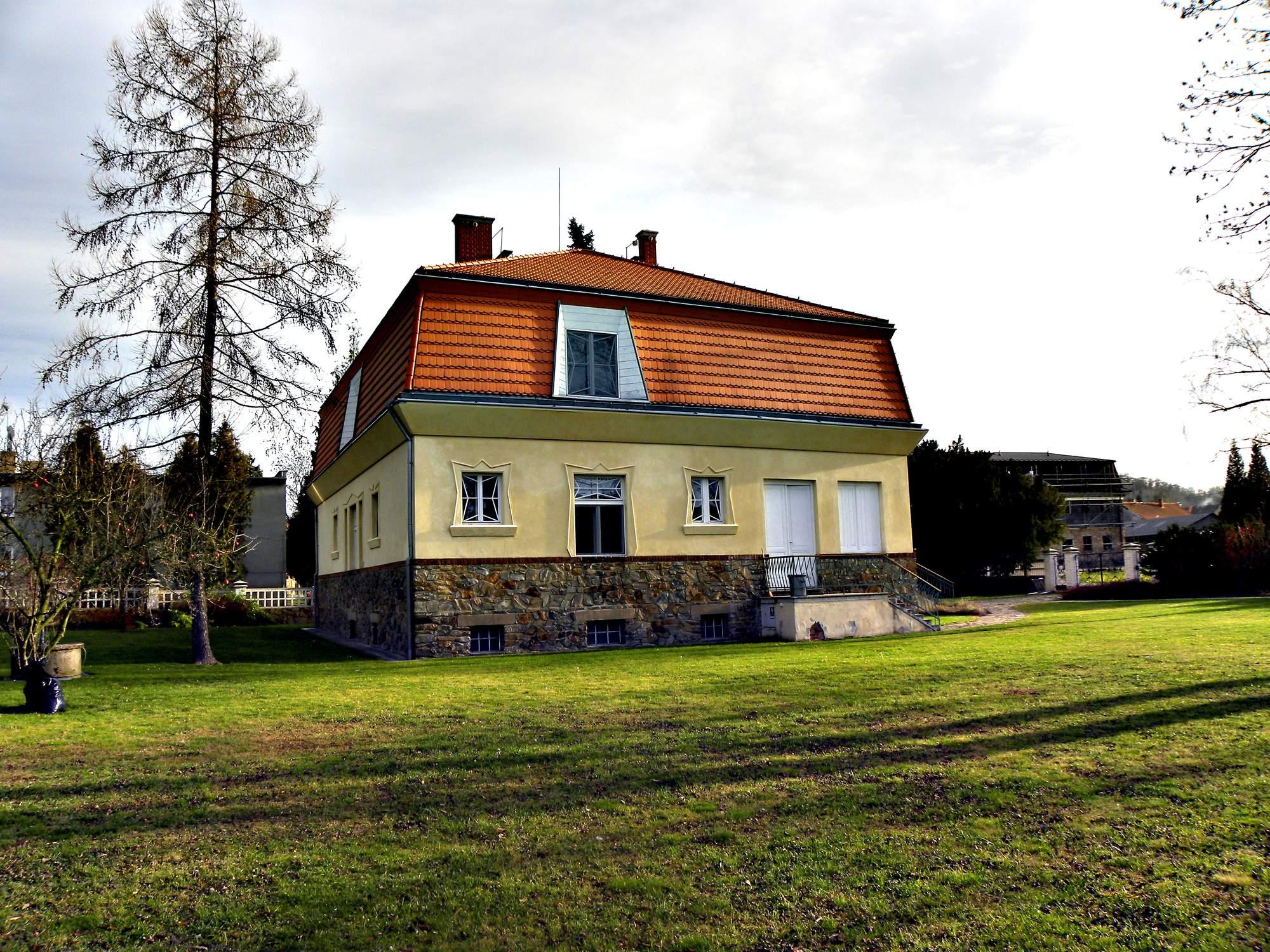 Libodřice - Bauerova vila 24