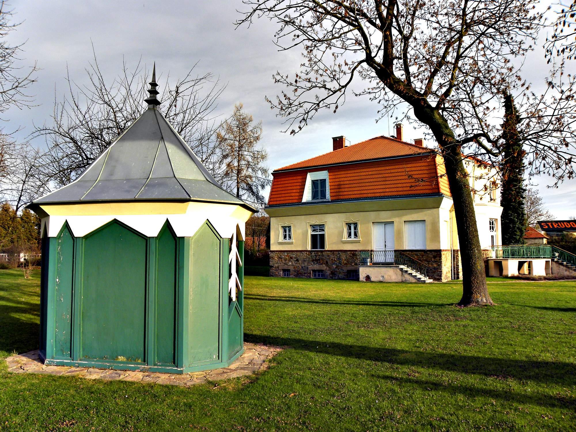 Libodřice - Bauerova vila 25