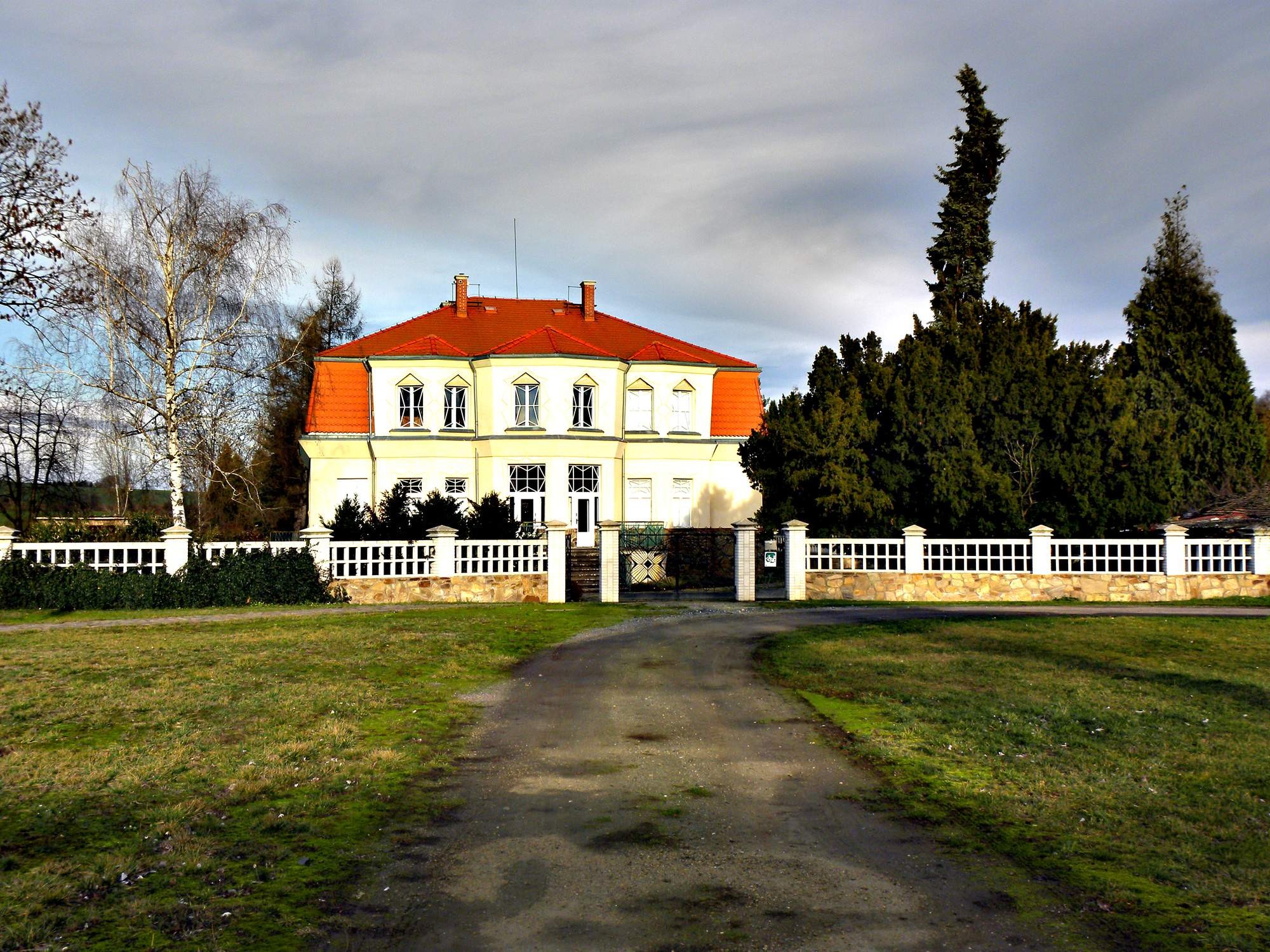 Libodřice - Bauerova vila 28