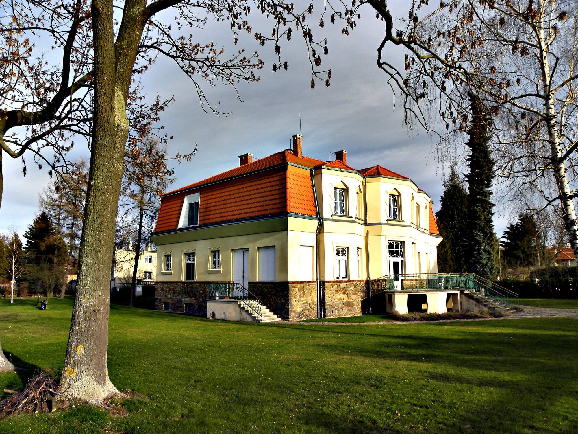 Libodřice - Bauerova vila 29