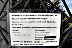 Libodřice - Bauerova vila 1